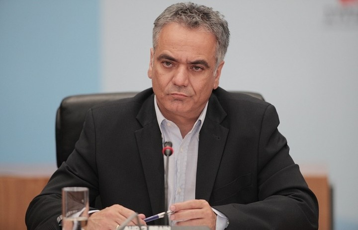 Σκουρλέτης:«Διεκδικούμε μια συμφωνία η οποία θα βάζει φρένο στη ακραία λιτότητα»