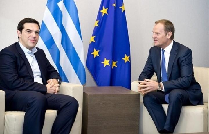 Τουσκ:«Συγκάλεσα έκτακτη Σύνοδο διότι ο χρόνος τελειώνει για όλους, όχι μόνο για την Ελλάδα»