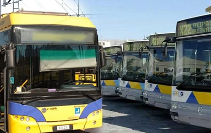 Αραιώνουν τα δρομολόγια λεωφορείων και τρόλεϊ λόγω θερινού προγράμματος