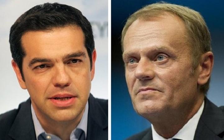 Τουσκ:«The game is over» - Τσίπρας:«Η Ελλάδα έχει 1,5 εκατ. ανέργους, δεν είναι παιχνίδι»