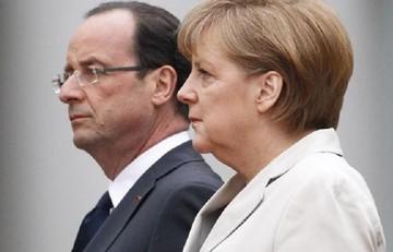Μέρκελ - Ολάντ: Πρέπει να έχουμε συμφωνία στο Eurogroup του Σαββάτου