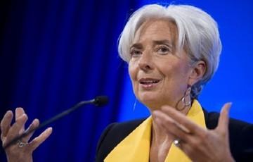 Λαγκάρντ για Ελλάδα: Δεν δίνουν πρακτικές λύσεις και η πρόοδος είναι πολύ αργή