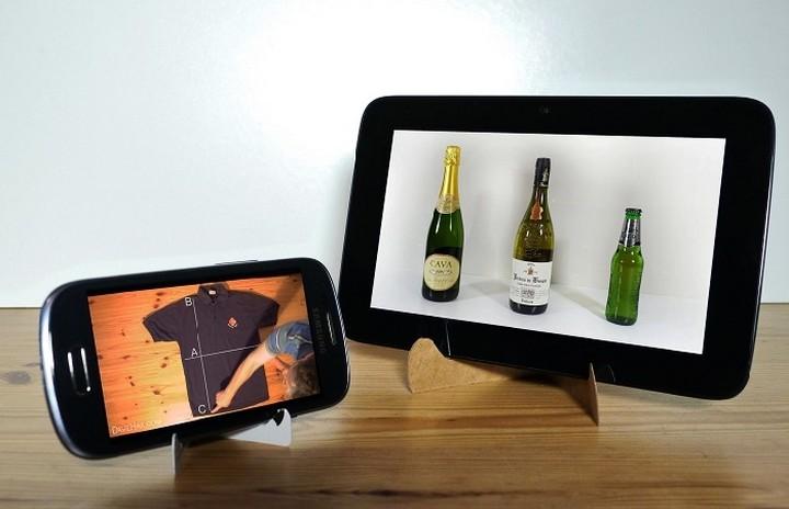 Δείτε πως θα φτιάξετε εύκολα και γρήγορα βάση για το Tablet ή το κινητό σας(ΒΙΝΤΕΟ)