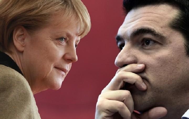 Γερμανία: Ανοιχτή η Μέρκελ για συνομιλίες με τον Τσίπρα