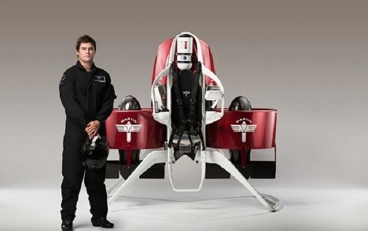 Έρχεται το πρώτο εμπορικά διαθέσιμο Jetpack στον κόσμο