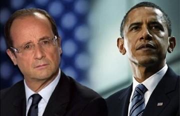 Τηλεφωνική επικοινωνία είχε ο Ομπάμα με τον Ολάντ για την Ελλάδα
