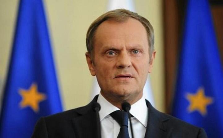 Τουσκ:«Το όχι στο δημοψήφισμα δεν θα ενισχύσει τη διαπραγματευτική θέση της Ελλάδας»