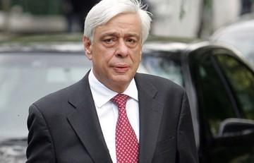 Παυλόπουλος:«Η θέση της Ελλάδας στην Ευρώπη και στην Ευρωζώνη είναι αδιαπραγμάτευτη»