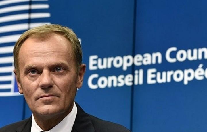 Τουσκ:«Η Ευρώπη θέλει να βοηθήσει την Ελλάδα αλλά δεν μπορεί να το κάνει χωρίς την θέλησή της»