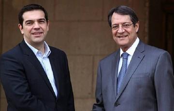 Νέα τηλεφωνική επικοινωνία Τσίπρα - Αναστασιάδης