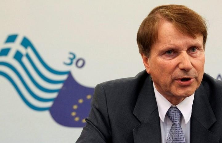 Ράιχενμπαχ: «Οι μελλοντικές προοπτικές της Ελλάδας είναι τώρα πιο ζοφερές»