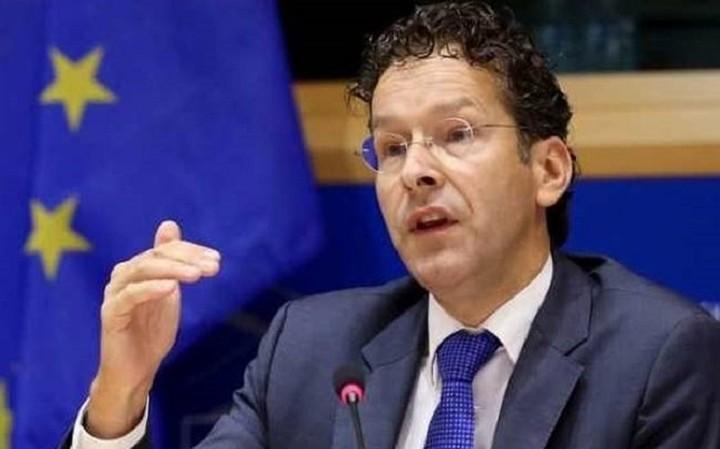 Ντάισελμπλουμ: «Η απόφαση ανήκει στους Έλληνες»