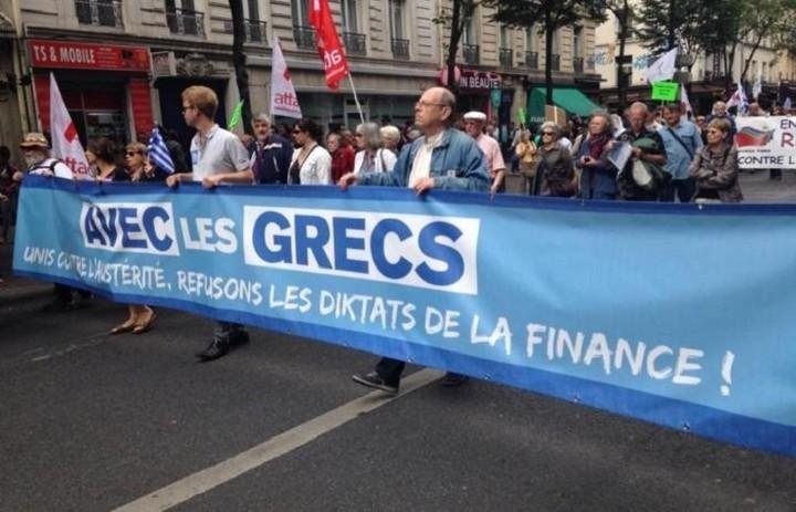 Μηνύματα συμπαράστασης προς τον ελληνικό λαό και την κυβέρνηση απ' όλο τον κόσμο