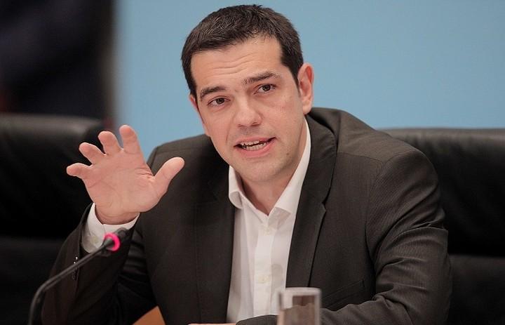"""Τσίπρας:«Σας καλώ να πούμε """"όχι"""" στον διχασμό και στην εκστρατεία του φόβου»"""
