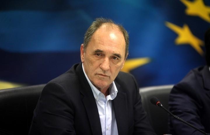 Σταθάκης: Το δημοψήφισμα επαναφέρει το ζήτημα της απομείωσης του ελληνικού χρέους