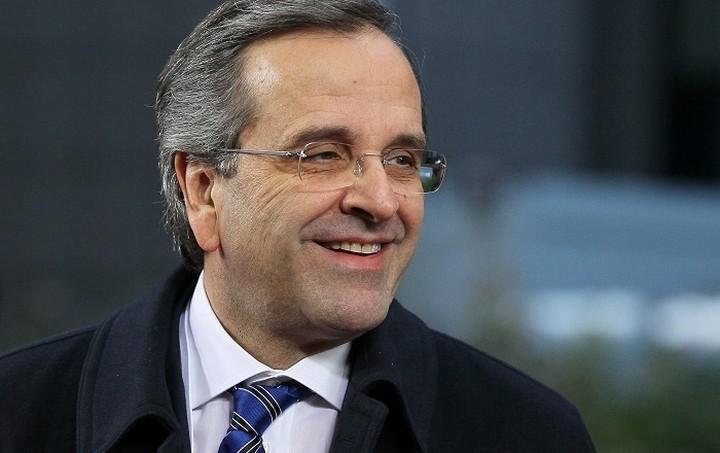 Σαμαράς: «Ναι» για την Ελλάδα και «ναι» για την Ευρώπη