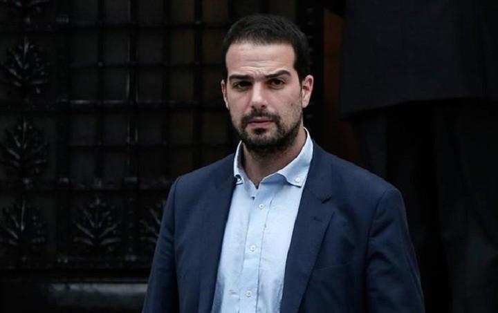 Σακελλαρίδης: H ανακοίνωση του νέου ΥΠΟΙΚ μετά το συμβούλιο των πολιτικών αρχηγών
