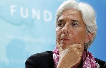 Λαγκάρντ: Παρακολουθούμε στενά την κατάσταση και είμαστε έτοιμοι να βοηθήσουμε την Ελλάδα