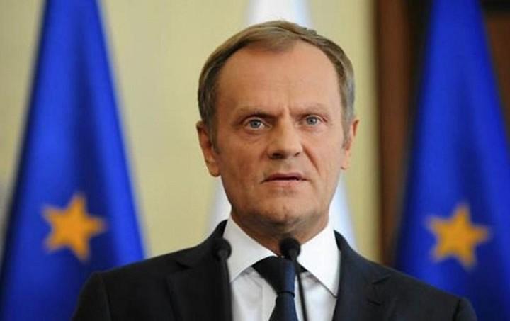 Τουσκ: Ελπίζουμε σε ρεαλιστικές προτάσεις σήμερα - Επικοινωνία με Τσίπρα