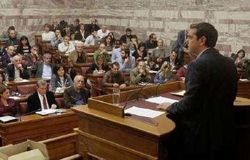 Σε εξέλιξη η κοινή συνεδρίαση της ΚΟ και της Πολιτικής Γραμματείας του ΣΥΡΙΖΑ