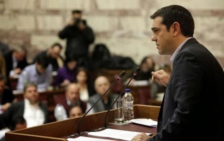 Έκκληση να διατηρηθεί η ενότητα της ΚΟ του ΣΥΡΙΖΑ απηύθηνε ο Αλέξης Τσίπρας