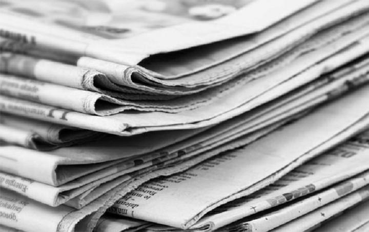 Οι εφημερίδες σήμερα Πέμπτη (16.07.15)