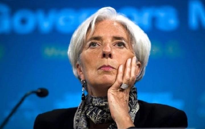Λαγκάρντ: Ελπίζω ότι οι Ευρωπαίοι θα μειώσουν το χρέος της Ελλάδας