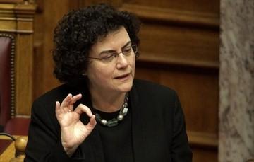 Βαλαβάνη: Παρέμβαση της δικαιοσύνης για τις ερωτήσεις Αυγενάκη