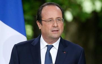 Ολάντ: Επανίδρυση της ευρωζώνης με τη Γαλλία στην εμπροσθοφυλακή
