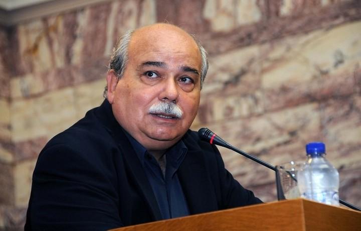 Βούτσης: «Δεν θα απολυθεί κανένας στο δημόσιο»