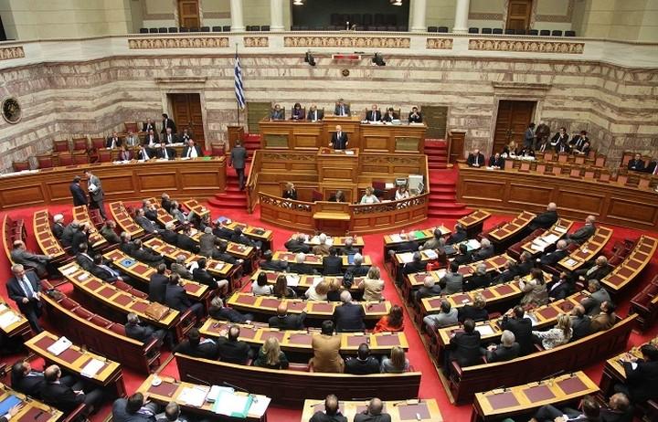 Κατατέθηκε το νομοσχέδιο στη βουλή