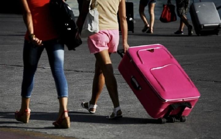 Αυξημένη κατά 27,1% η εισερχόμενη ταξιδιωτική κίνηση στο πεντάμηνο Ιανουαρίου - Μαΐου