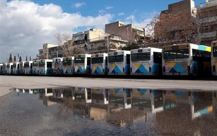 Διακόπτονται προσωρινά δύο λεωφορειακές γραμμές στην Αθήνα - Δείτε ποιες