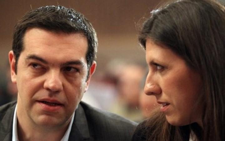 Κωνσταντοπούλου: Με τον πρωθυπουργό μας συνδέει σχέση συντροφικότητας και ειλικρίνειας