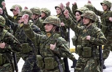 Κατάταξη των γυναικών στον στρατό - Τι προβλέπει το σχέδιο του ΥΠΕΘΑ