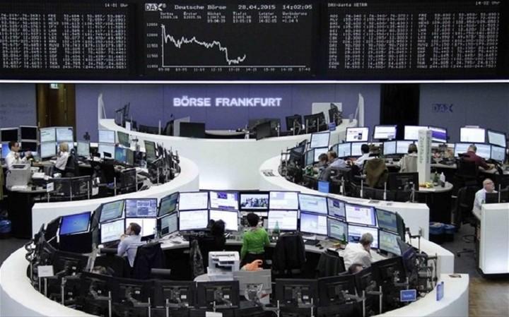 Σημαντικές είναι απώλειες στις ευρωαγορές