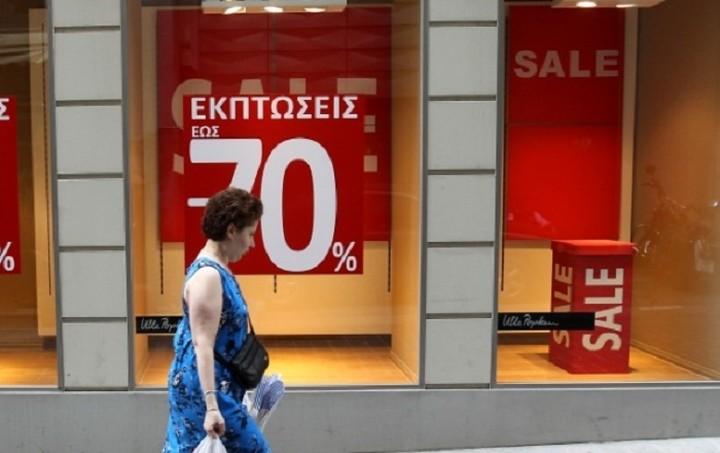 Θεσσαλονίκη: Οι καταστηματάρχες «βλέπουν» τον τζίρο τους να πέφτει κατά 70%-80%