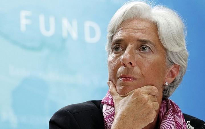 Λαγκάρντ: Αναπόφευκτη η αναδιάρθρωση του Δημοσίου Χρέους της Ελλάδος