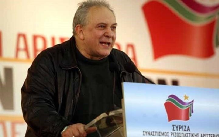 Παραιτήθηκε από μέλος της ΚΕ του ΣΥΡΙΖΑ ο Ρινάλντι