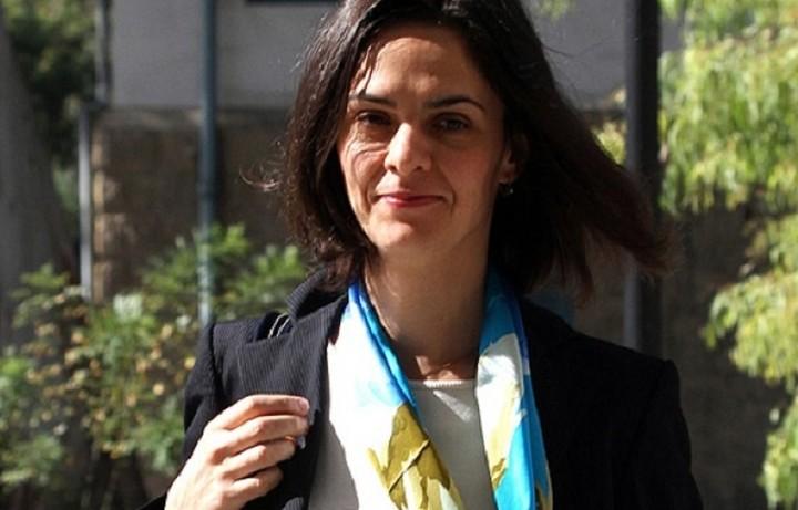 Στην Αθήνα η Ντέλια Βελκουλέσκου