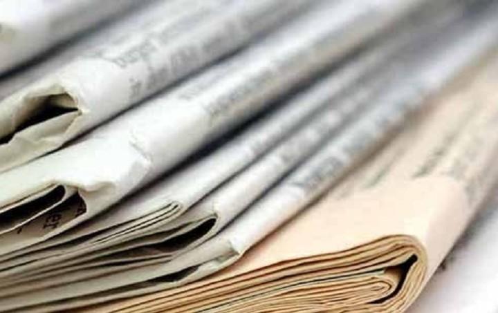 Οι εφημερίδες σήμερα Σάββατο (01.08.15)