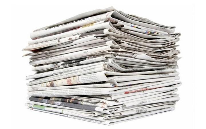 Oι εφημερίδες σήμερα Κυριακή (02.08.15)