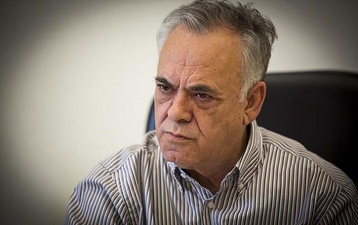 Δραγασάκης: Κάθε μονομερής αλλαγή των συμφωνηθέντων θα ανοίξει τον ασκό του Αιόλου
