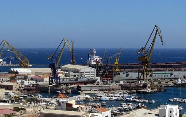 Επαναλειτουργεί το ναυπηγείο Νεώριο της Σύρου