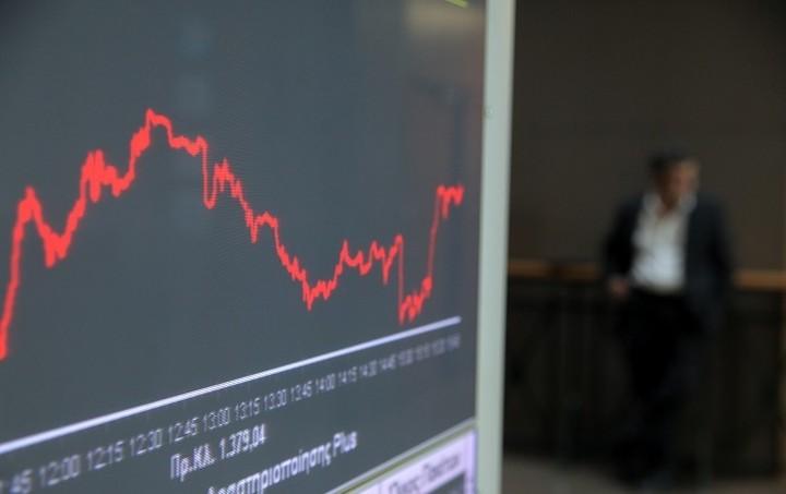 Με πτώση 2,53% έκλεισε την Τετάρτη το Χρηματιστήριο της Αθήνας