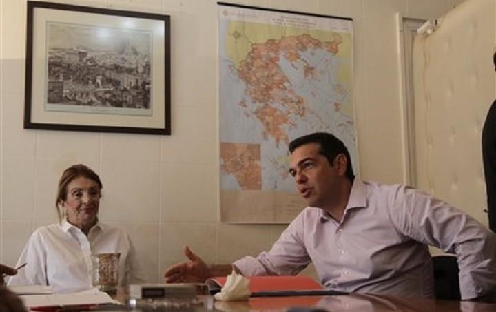 Τσίπρας: Το μεταναστευτικό πρόβλημα υπερβαίνει την Ελλάδα, είναι πρόβλημα διεθνές