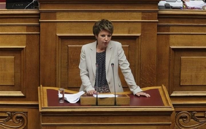 Γεροβασίλη: Δεν υπάρχουν σκέψεις για εκλογές