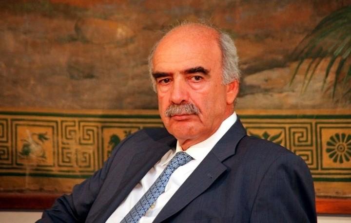 Με την εθνική επιτροπή αγροτών συναντάται αύριο ο Ε. Μεϊμαράκης