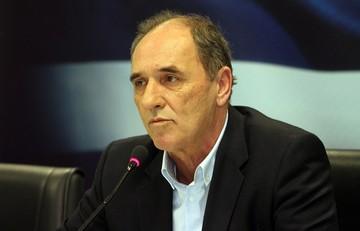 Σταθάκης:«Δεν τίθεται θέμα εκλογών παρά μόνο αν αμφισβητηθεί η κυβέρνηση στη Βουλή»