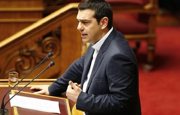 Τσίπρας:«Το δίλημμα ήταν Μνημόνιο με ευρώ ή Μνημόνιο με δραχμή» - Δεν μετανιώνω για τις επιλογές μου